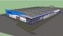 F006 โกดัง และ โรงงาน ขนาด  60 x 80 เมตร